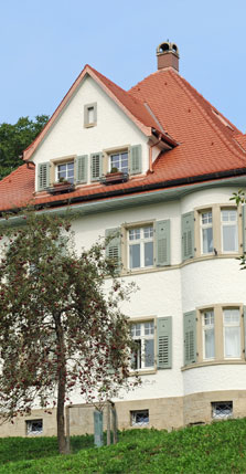 Appartements<br>in der Villa Pfarrhus