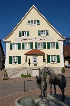 Gasthaus Schwanen, a Country Inn located in the Black Forest